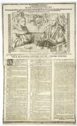 Martin Luther als Mönch und Priester