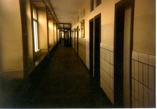 Abfertigungsgebäude