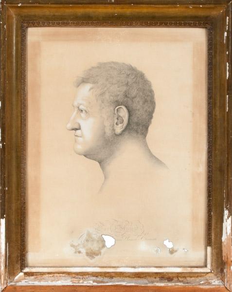 Porträt Karl August