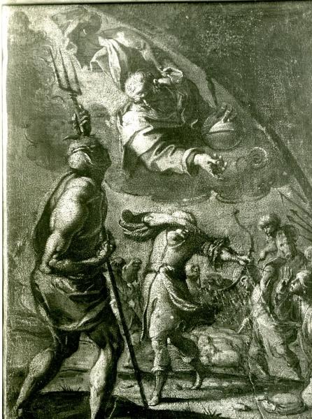 Allegorie auf den Krieg