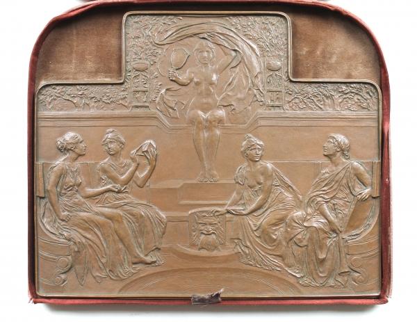 Medaille 200 Jahre Akademie der Wissenschaften