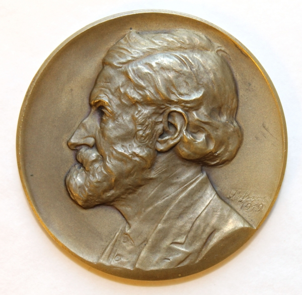 Ernst Abbe Medaille
