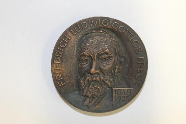 Frege-Medaille der FSU Jena