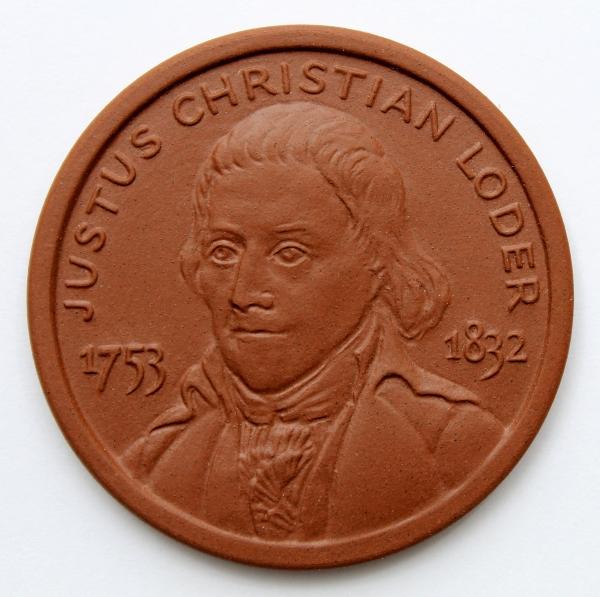 Me 134_Justus-Christian-Loder Medaille