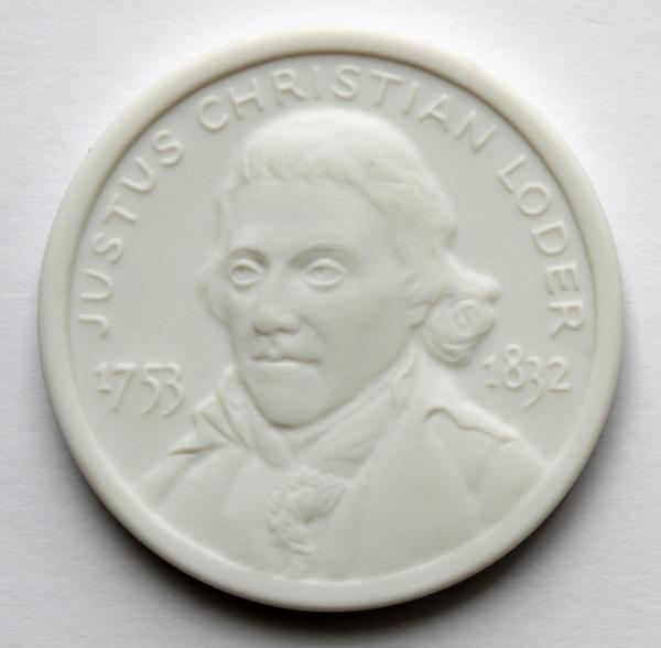 Me 167_Justus-Christian-Loder Medaille