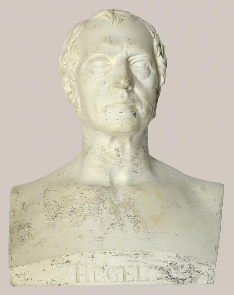 2018/79_Büste von Georg Wilhelm Friedrich Hegel