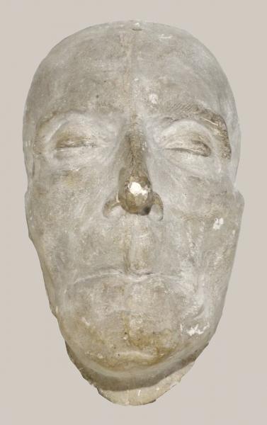 2018/83_Totenmaske von Prof. H. K. A. Eichstädt, Jena