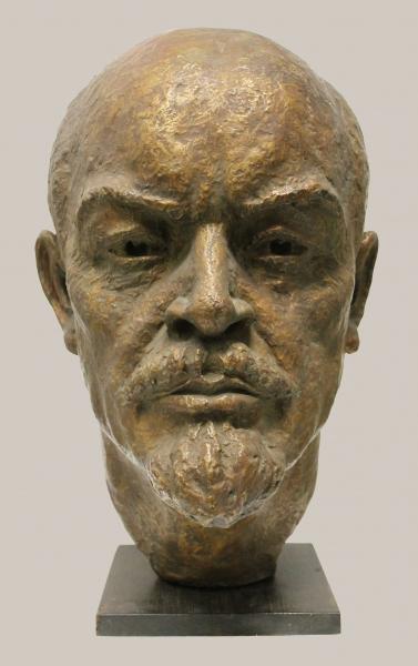 2011/16_Bildnis Wladimir Iljitsch Lenin
