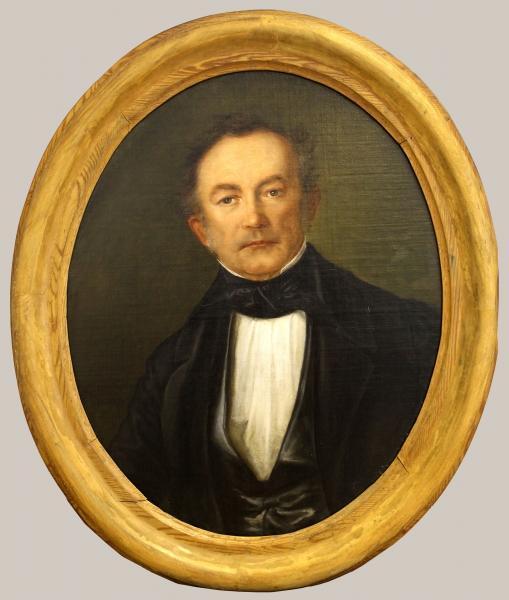 GP 216_Porträt Karl Wilhelm Goettling