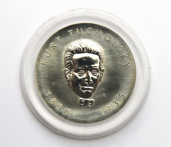 Me 421_5-Mark-Stück zum 100. Geburtstag von Kurt Tucholsky