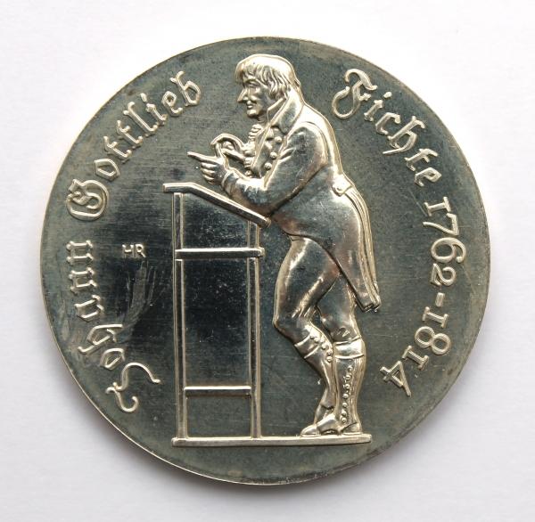 Me 453_10-Mark-Stück zum 175. Todestag von Johann Gottlieb Fichte