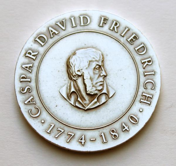 Me 324_10-Mark-Stück zum 200. Geburtstag von Caspar David Friedrich