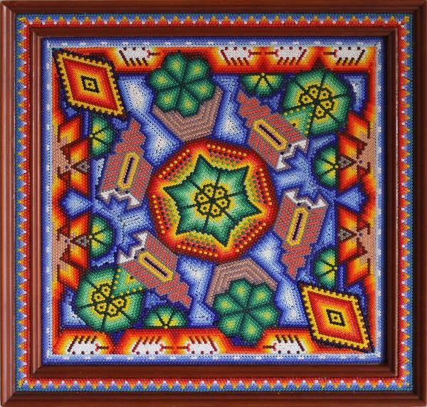 Huichol Kunsthandwerk