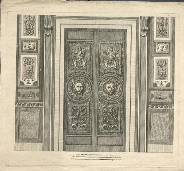Tor Paulus III. Pontifex Maximus (Version A)