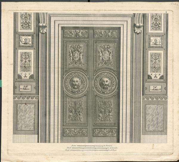 Tor Paulus III. Pontifex Maximus (Version B)