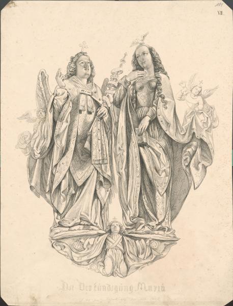 Die Verkündigung Maria