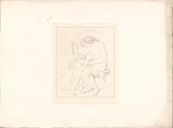Bacchus und Amor