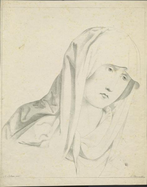 Marienporträt
