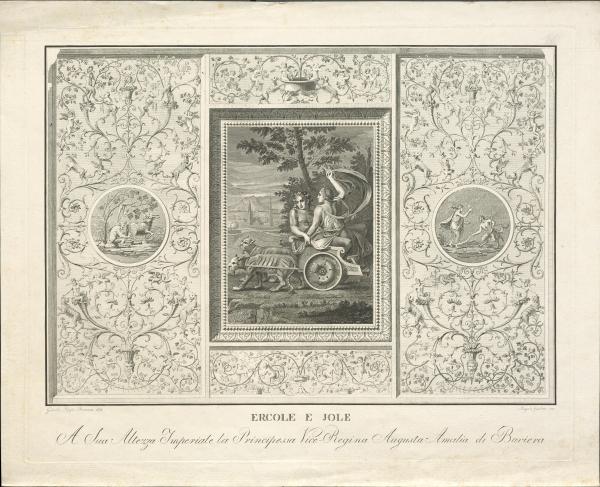 Herkules und Iole