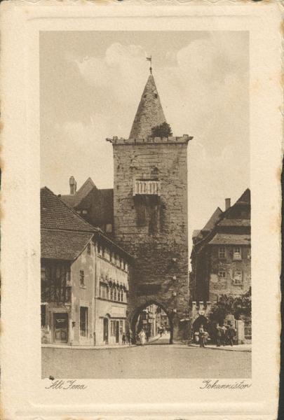 Alt Jena - Johannistor