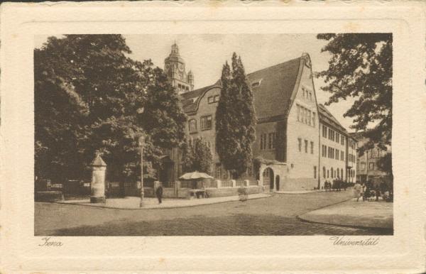 Jena - Universität