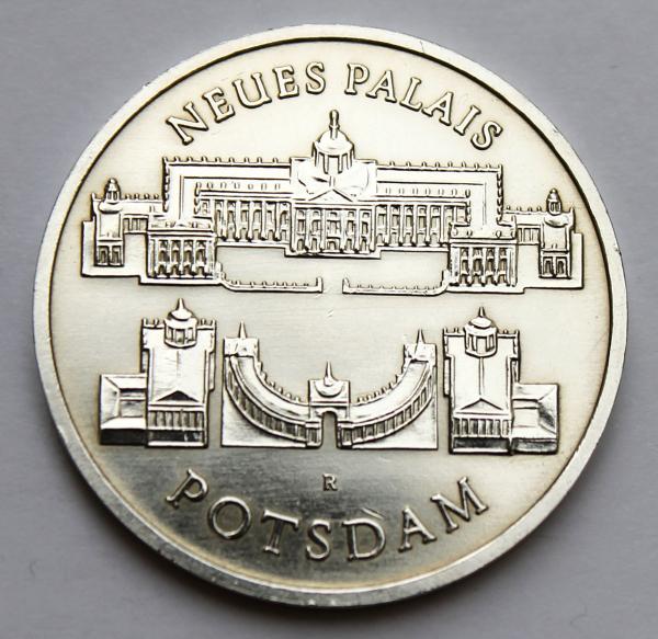 5-Mark-Stück Neues Palais Potsdam
