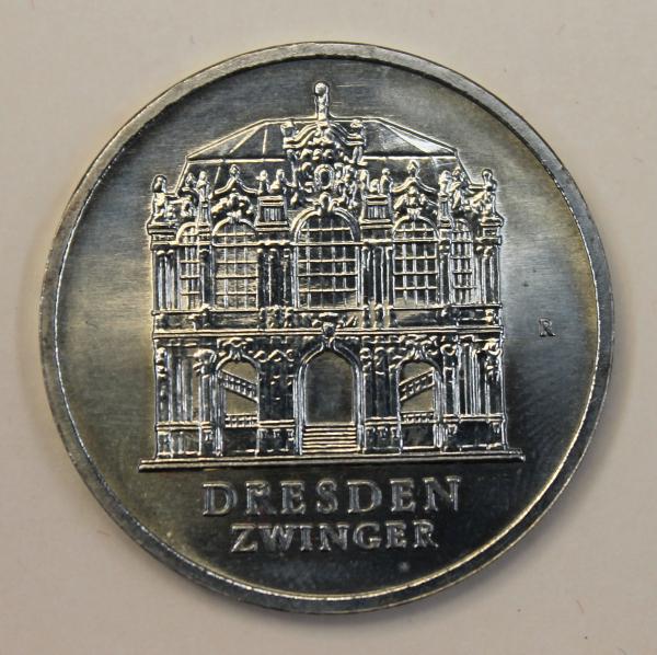 5-Mark-Stück Dresdner Zwinger