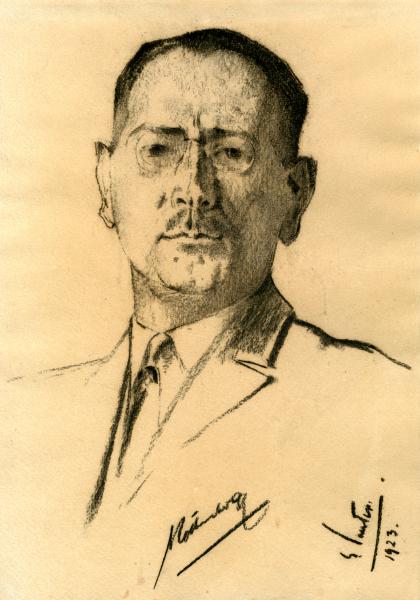 Porträt Erich Rothenberg