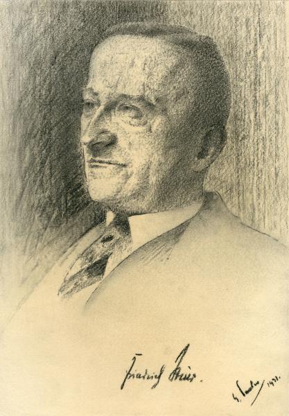 Porträt Friedrich Stier