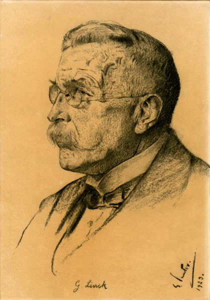 Porträt Gottlob Linck