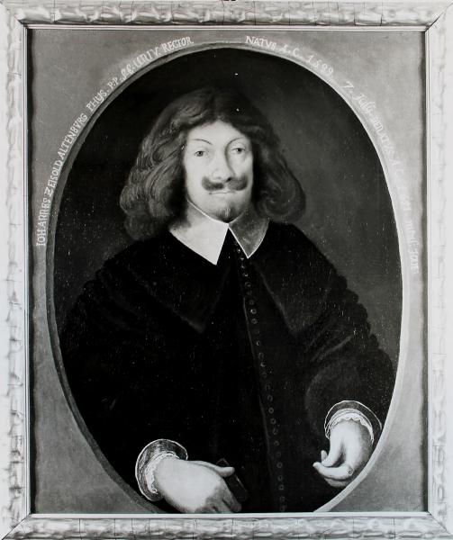 Porträt Johannes Zeisold