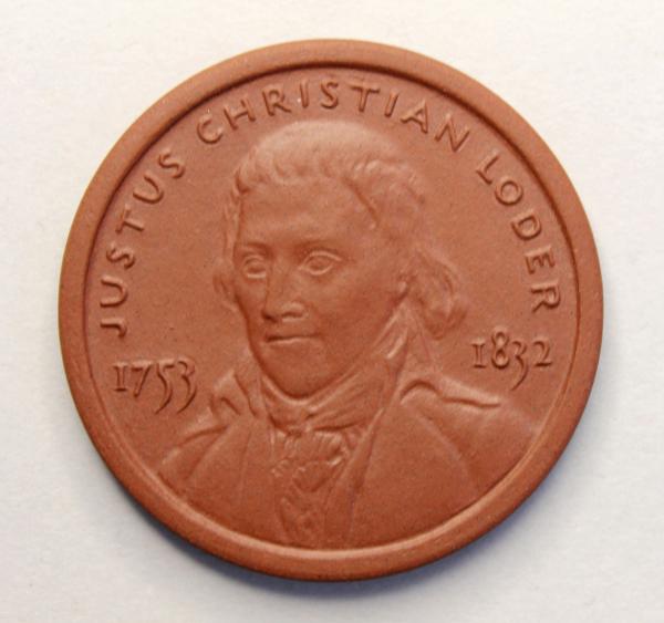 Justus-Christian-Loder Medaille