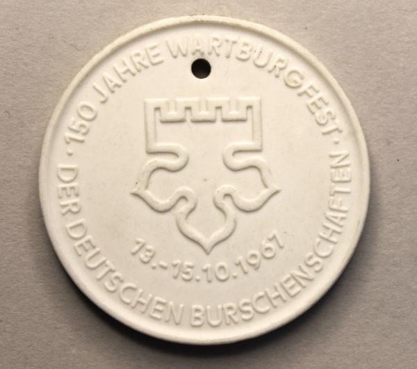 150 Jahre Wartburgfest der Deutschen Burschenschaften