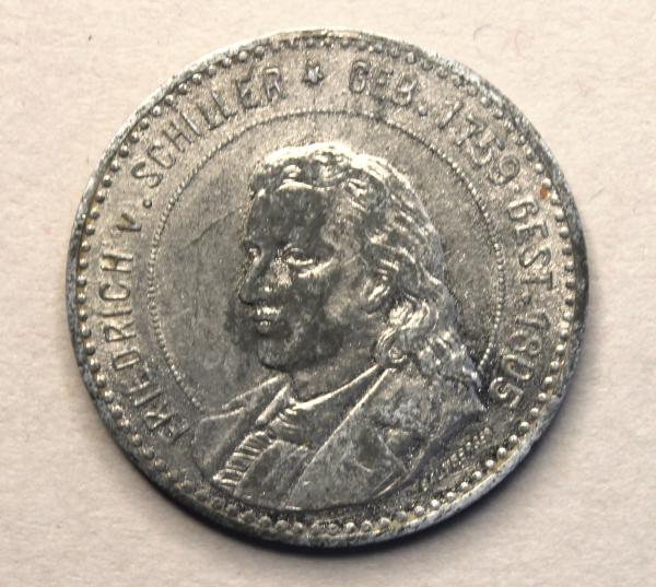 Schiller-Medaille