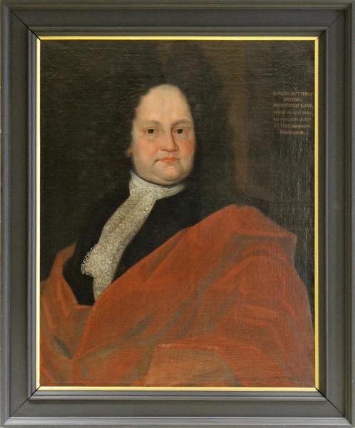 Porträt Burkhardt Gotthelf Struve