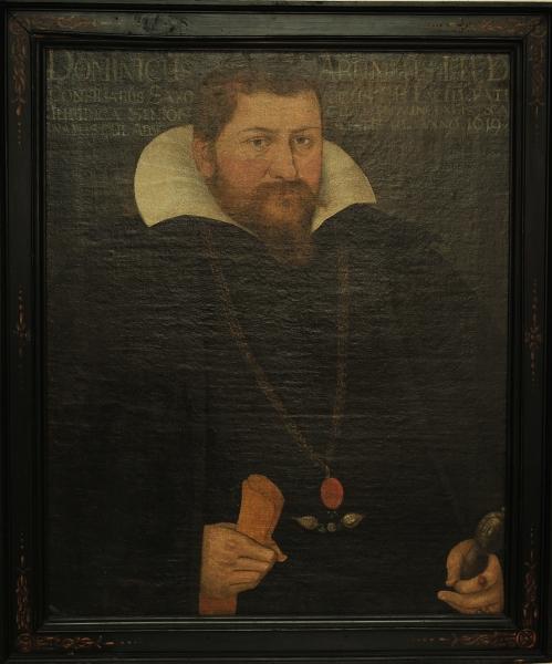 Porträt Arumäus