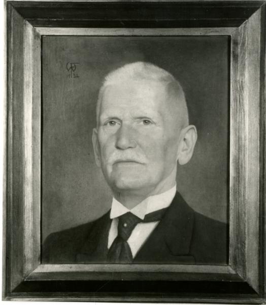 Porträt Joseph Bornmüller