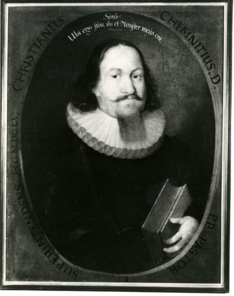 Porträt Christian Chemnitius