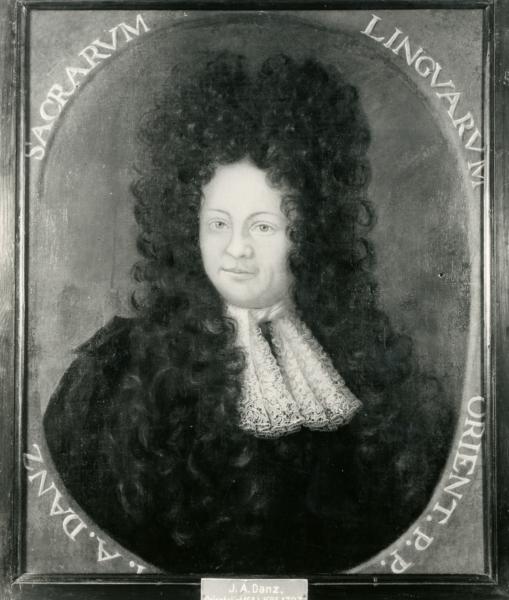 Porträt J. A. Danz