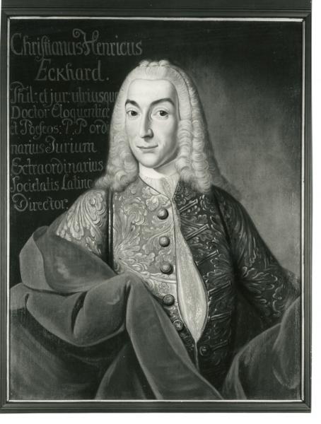 Porträt C.H. Eckhard