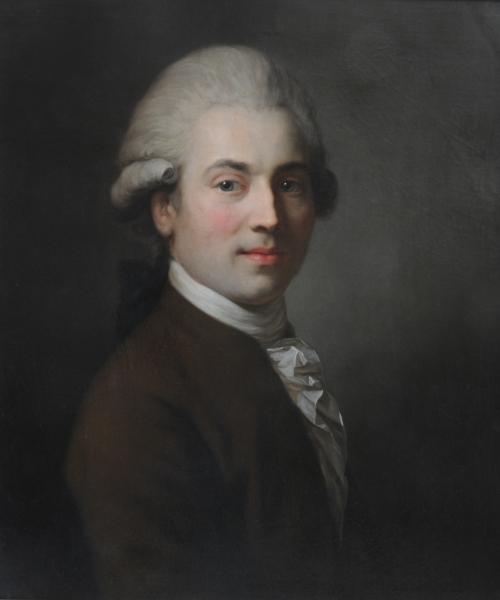 Porträt Johann Gottfried Eichhorn