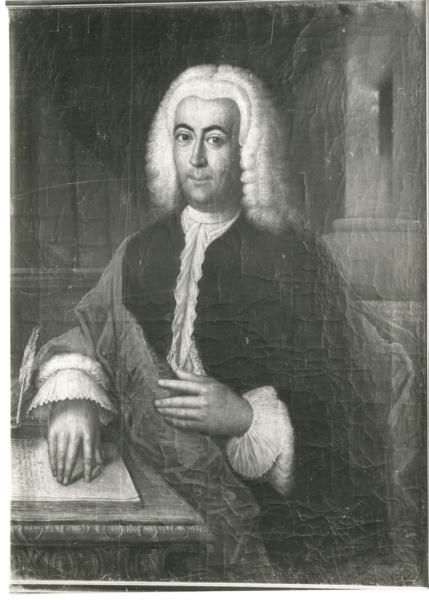 Porträt Johann Rudolf Engau