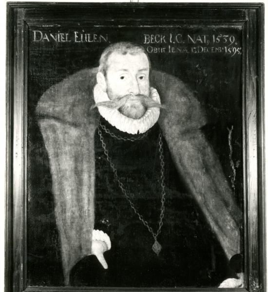 Porträt Daniel Eulenbeck