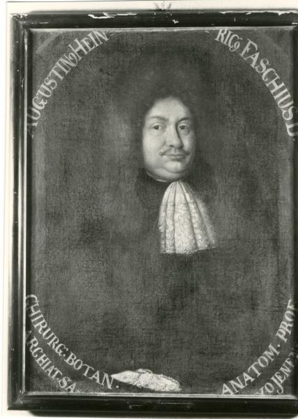 Porträt A.H. Fasch