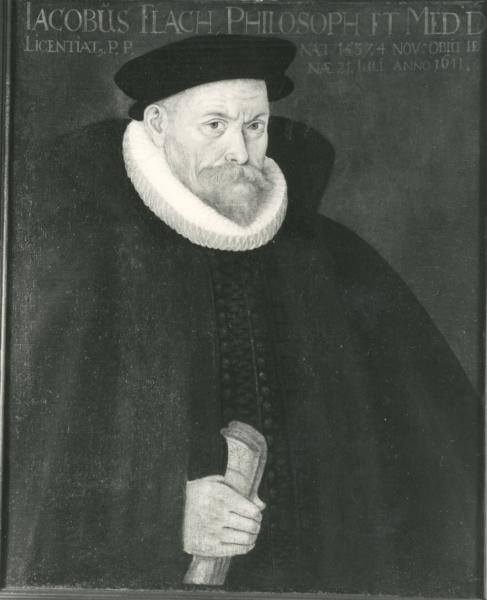 Porträt Jakob Flach