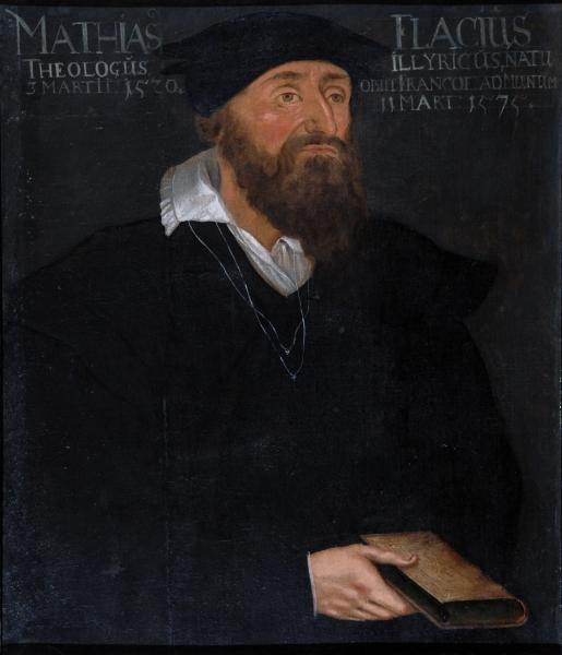 Porträt Mathias Flacius