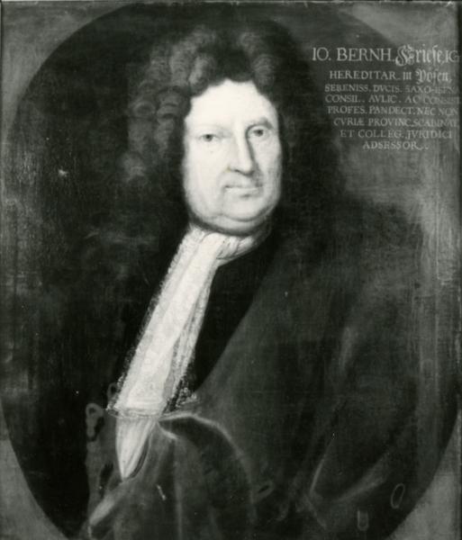 Porträt J.B. Friese