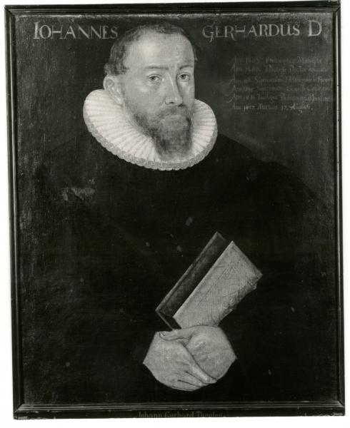 Porträt Johann Gerhard
