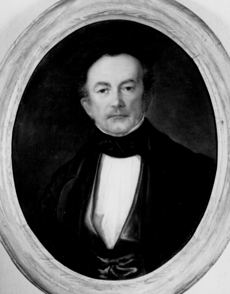 Porträt C.W. Goettling