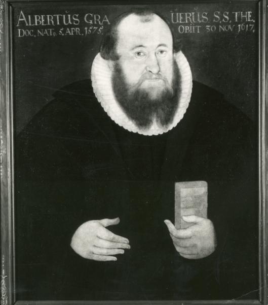 Porträt Albert Grauer